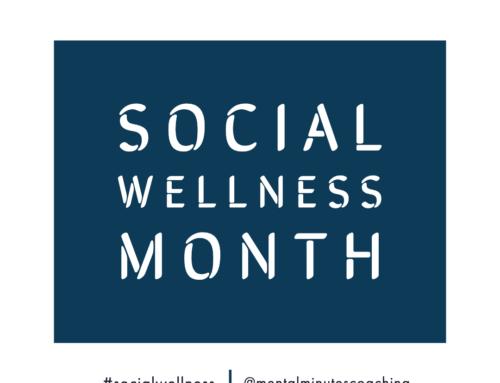 Social Awareness Month
