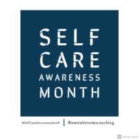 Self Care Awareness Month