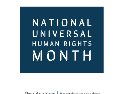 National Universal Human Rights Month