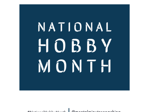 National Hobby Month