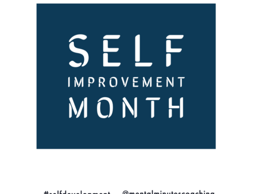 Self Improvement Month