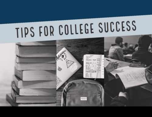 5 Tips for College Success